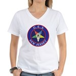 Order of the Eastern Star of New Jersey Women's V-