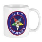 Order of the Eastern Star of New Jersey Mug