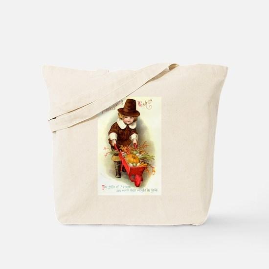 Little Pilgrim Tote Bag