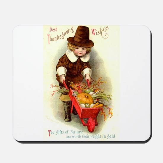 Little Pilgrim Mousepad