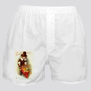 Little Pilgrim Boxer Shorts