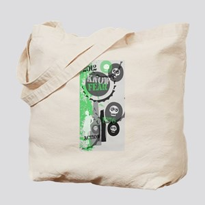 Skull Party Halloween Tote Bag