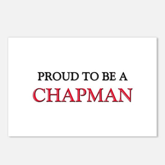 Proud to be a Chapman Postcards (Package of 8)