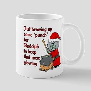 Brew for Rudolph Mug