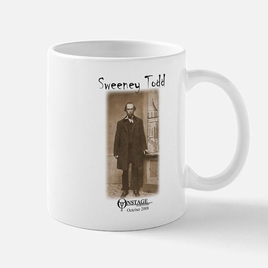 Sweeney Todd Mug