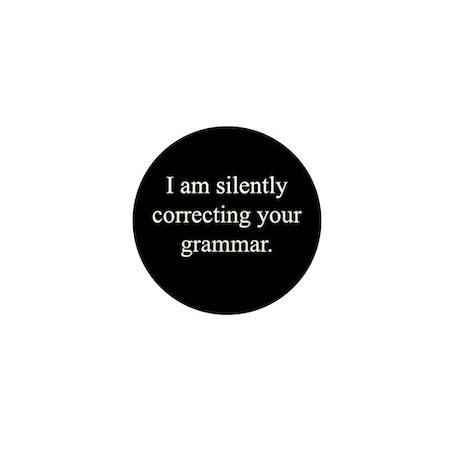 Grammar Mini Button