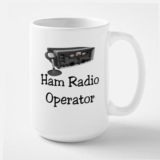 Ham Radio Operator Large Mug
