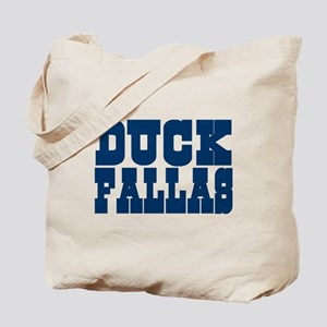 Duck Fallas Tote Bag