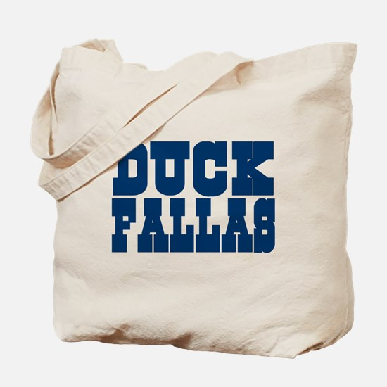 Duck Fallas Tote Bag
