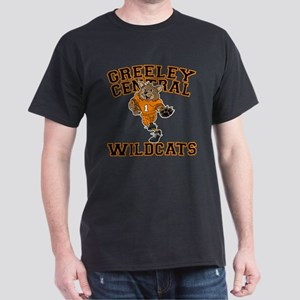 Greeley Central Wildcats Dark T-Shirt