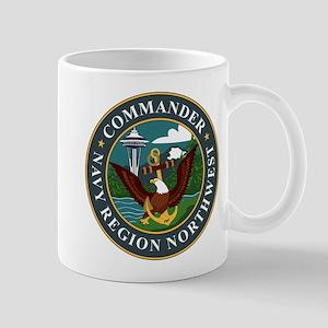 Navy Region Northwest Mug