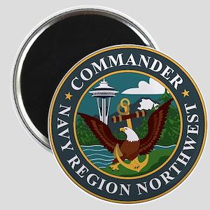 Navy Region Northwest Magnet