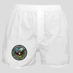 Navy Region Northwest Boxer Shorts