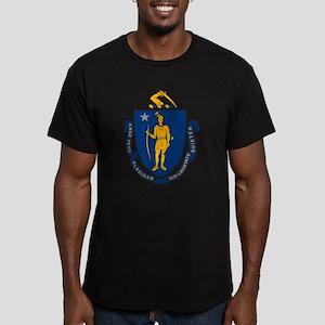 Massachusetts Flag T-Shirt