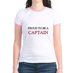 Proud to be a Captain T