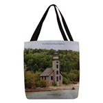 Grand Island East Channel Polyester Tote Bag