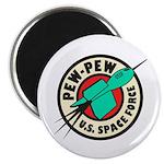 Pew Pew Magnets
