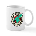 Pew Pew Mugs