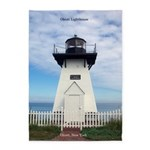 Olcott Lighthouse 5'x7'area Rug