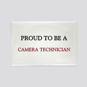 Proud to be a Camera Technician Rectangle Magnet