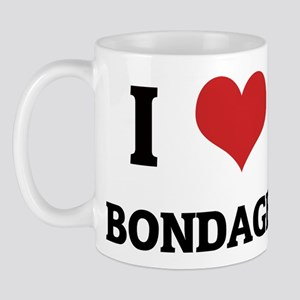 I Love Bondage Mug