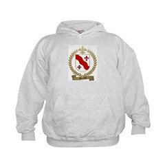 MERETTE Family Crest Hoodie