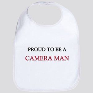 Proud to be a Camera Man Bib