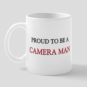 Proud to be a Camera Man Mug