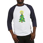 ILY Christmas Tree Baseball Jersey
