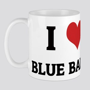 I Love Blue Balls Mug