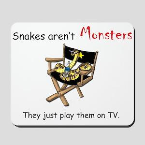 Movie Monster Mousepad