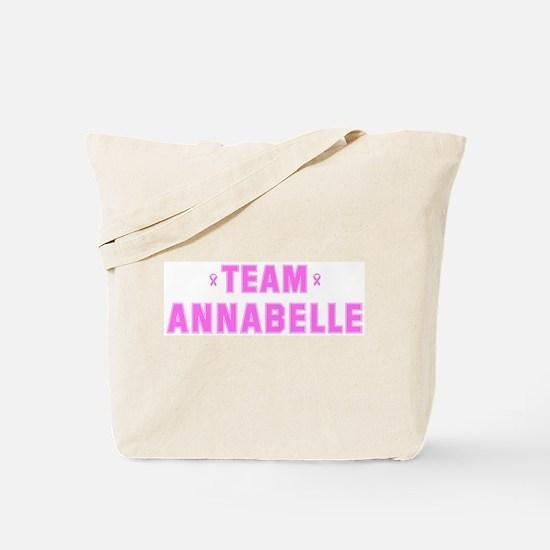 Team ANNABELLE Tote Bag