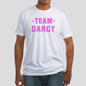 Team DARCY Fitted T-Shirt