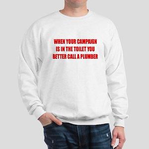 Call a Plumber Sweatshirt