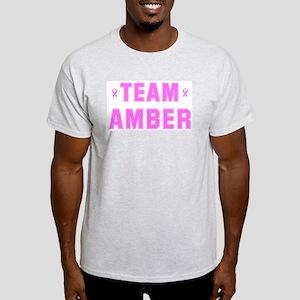 Team AMBER Light T-Shirt