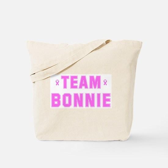 Team BONNIE Tote Bag