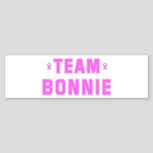 Team BONNIE Bumper Sticker