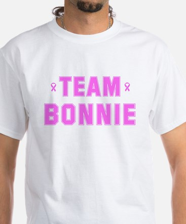 Team BONNIE White T-Shirt