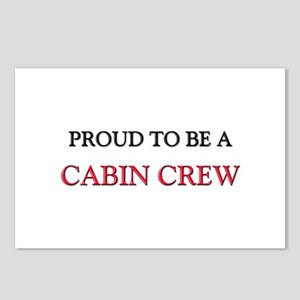 Proud to be a Cabin Crew Postcards (Package of 8)
