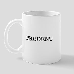 Prudent Mug