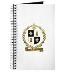 MIUS d'ENTREMONT Family Crest Journal