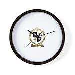 MIUS d'ENTREMONT Family Crest Wall Clock