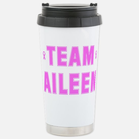 Team AILEEN Stainless Steel Travel Mug