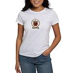 MIVILLE Family Crest Women's T-Shirt