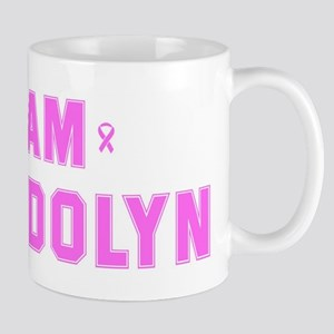 Team GWENDOLYN Mug