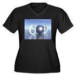 In The Beginning Plus Size T-Shirt