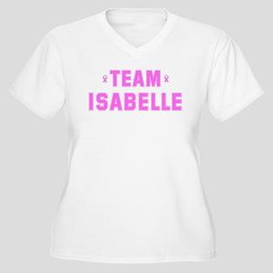 Team ISABELLE Women's Plus Size V-Neck T-Shirt