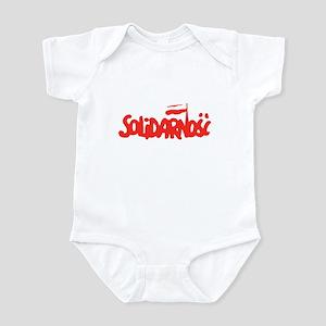 Solidarnosc Infant Bodysuit