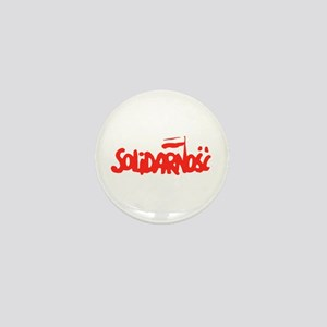 Solidarnosc Mini Button