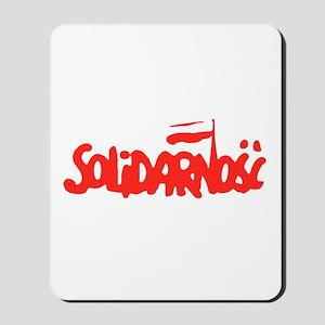 Solidarnosc Mousepad